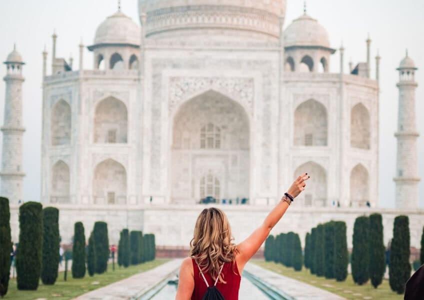 Правила въезда по электронной визе в Индию