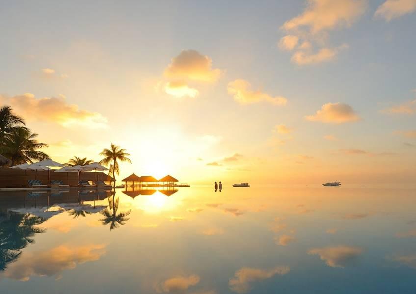 Андаманские И Никобарские Острова, Остров Рядом С Индией