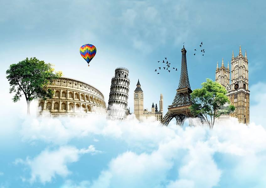 фоны туризм